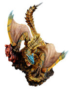 Capcom Figure Builder Creator's Model Tigrex 005