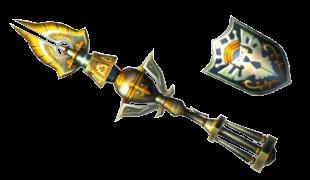 MH4-Gunlance Render 052