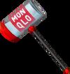 MHP3-Felyne Weapon Render 049