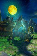 MHXR-Zinogre Screenshot 001
