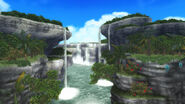 FrontierGen-Painted Waterfalls Screenshot 001