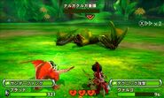 MHST-Green Nargacuga and Red Khezu Screenshot 001