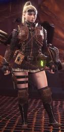 MHW-LeatherArmorSetF