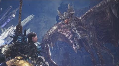 Monster Hunter World Kushala Daora Boss Fight 26 (Solo Longsword)