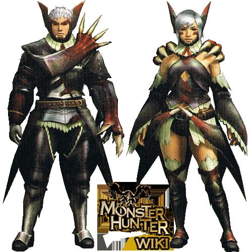 Gigginox armor gunner mh u monster hunter wiki
