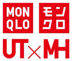 Logo-UNIQLO x MH