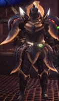 Lavasioth α Armor (MHW)