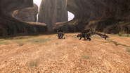 MHFU-Old Desert Screenshot 002