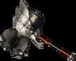 MHP3-Hammer Render 003