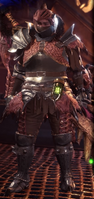 Rath Heart β Armor (MHW)