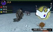 MHGen-Lagombi and Blango Screenshot 001