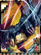 MHCM-Nargacuga (King) Card 003