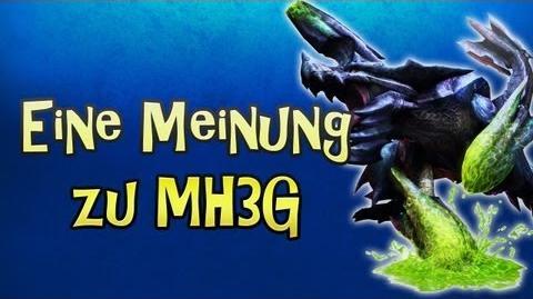 Vuze Plays MH3U - Challenge Brachydios (Synchro)