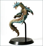 Capcom Figure Builder Volume 6 Lagiacrus