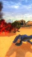 MHSP-Savage Deviljho and Nargacuga Screenshot 001