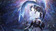 MHW Iceborne OST Disc 2 - Splendiferous Silver Sovereign - Velkhana
