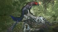 【MHWI】死を纏うヴァルハザク VS オドガロン 亜種 (縄張り争い)