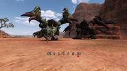 FrontierGen-Rathalos and Rathian Screenshot 004