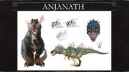 MHW-Anjanath Concept Art 001