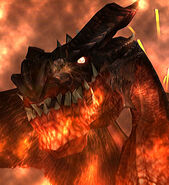 MHFO-Crimson Fatalis Screenshot 002