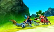 MHST-Ivory Lagiacrus and Hermitaur Screenshot 001