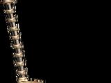 Bone Katana 'Dragon'