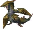 Disaster Wyvern