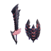 MHWI-Sword and Shield Render 032