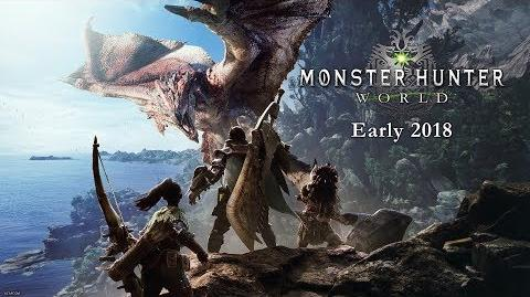 Monster Hunter World Announcement Trailer