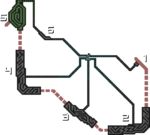 MH1-Fortress Map