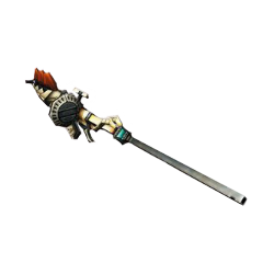 MH4-Heavy Bowgun Render 007
