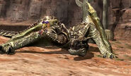 MH4U-Brute Tigrex Screenshot 002