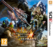 Box Art-MH4U N3DS PAL