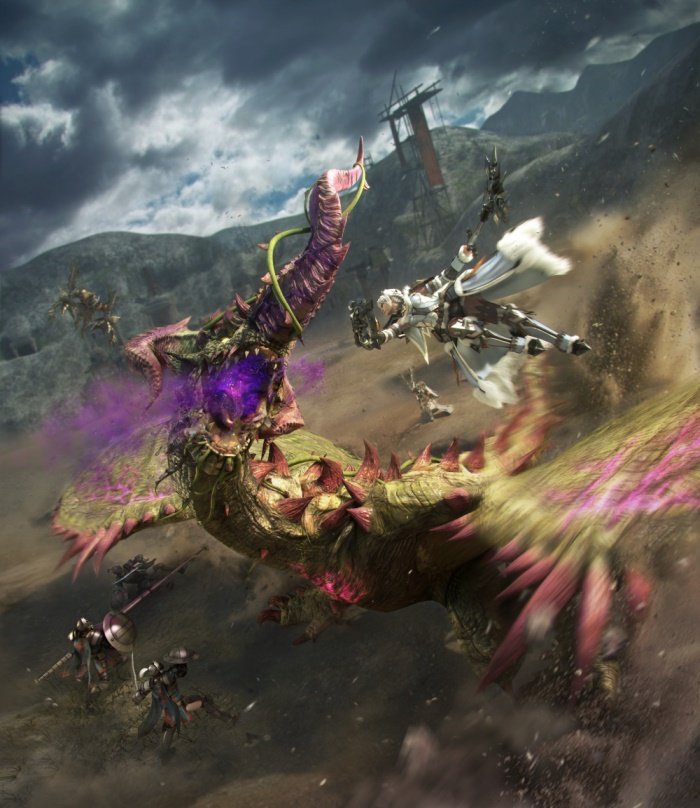 Monster Hunter Frontier Z | Monster Hunter Wiki | FANDOM