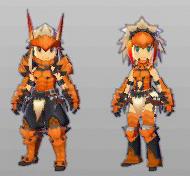 Barioth U Armor Mhst Monster Hunter Wiki Fandom