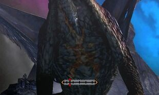 MH4U-Fatalis Chest Break 002