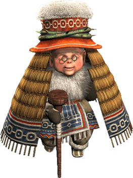 MHGen-Pokke Chief Render 001