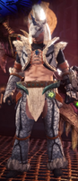 Kirin α Armor (MHW)