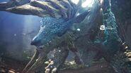 Monster Hunter World Iceborne - Zinogre (Solo Longsword)