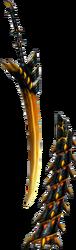 FrontierGen-Long Sword 004 Low Quality Render 001