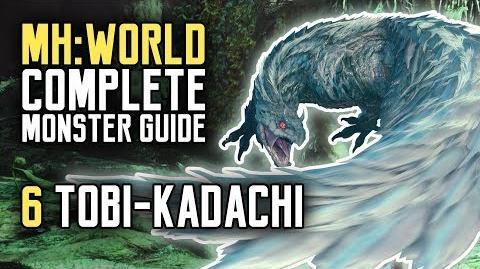 Monster Hunter World - Tobi-Kadachi (Complete Monster Guide Walkthrough)