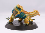 Capcom Figure Builder Volume 1 Zinogre