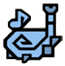 File:Hunting Horn Icon Light Blue.png