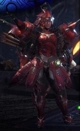 MHWI-HornetaurA+ArmorSetF
