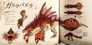 FrontierGen-Gasurabazura Concept Art 001