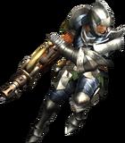 3rdGen-Light Bowgun Equipment Render 001