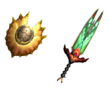 MHGU-Sword and Shield Render 030G
