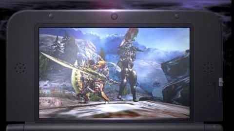 Monster Hunter 4 Ultimate - 30-second spot