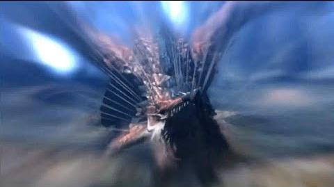 3DS Monster Hunter 4 Ultimate -Rathalos Intro-