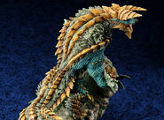 Capcom Figure Builder Creator's Model Zinogre 007